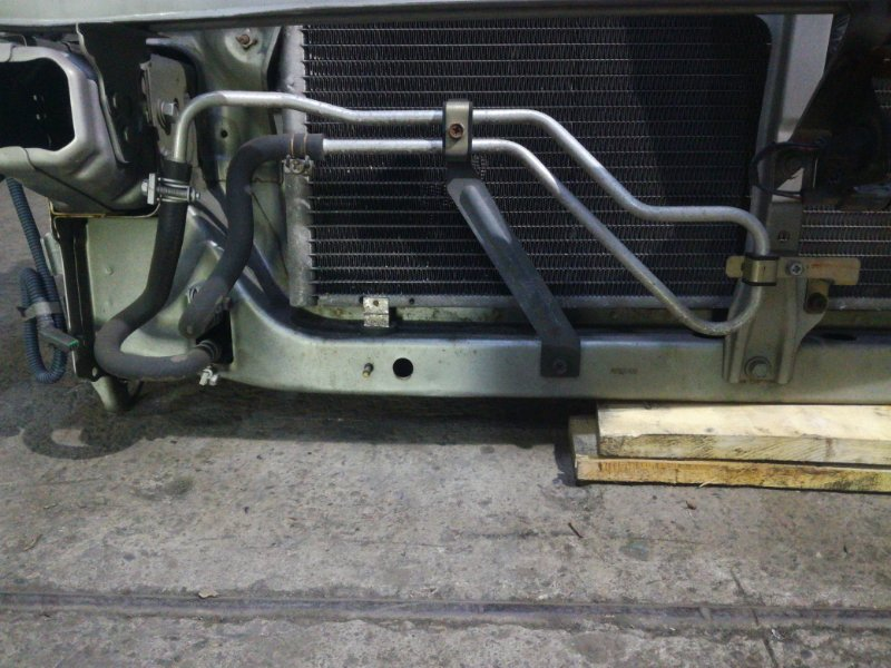 Радиатор гур Nissan Bluebird ENU14 CD20
