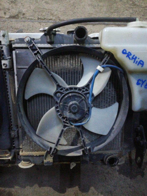 Радиатор двс Honda Integra Sj EK3 D15B