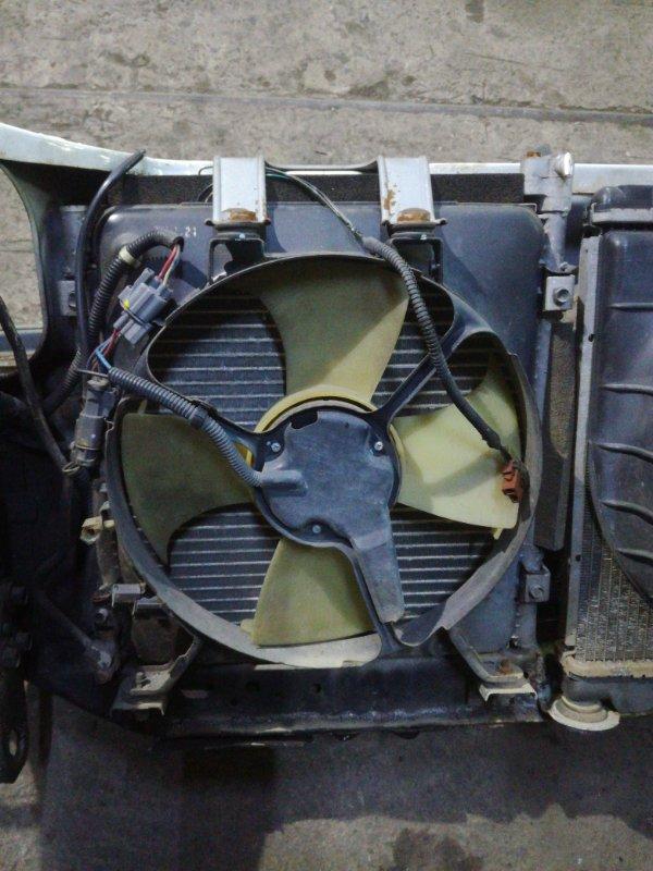Радиатор кондиционера Honda Ballade EK2