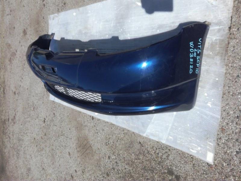 Бампер Toyota Vitz NCP10 1NZFE передний