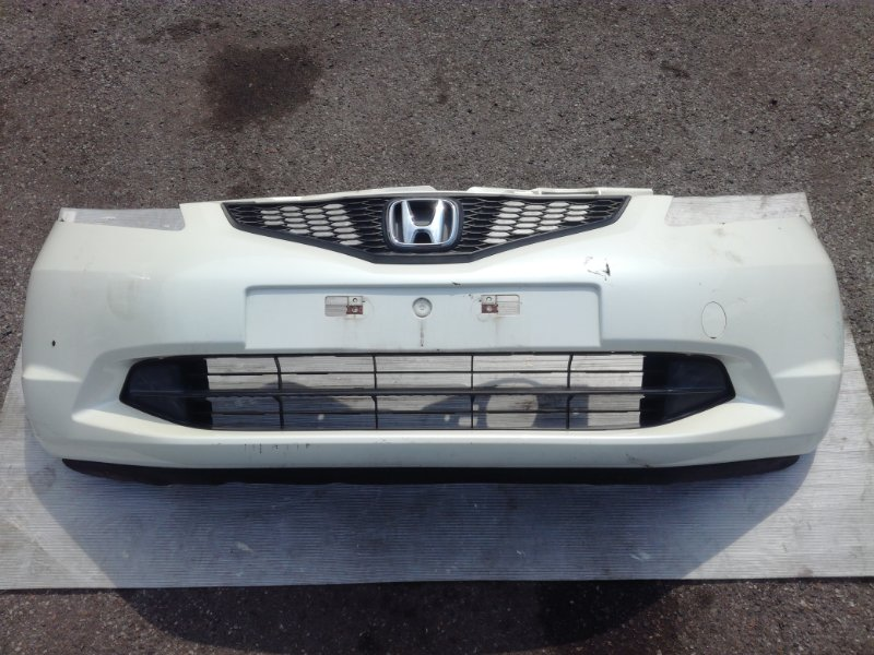Бампер Honda Fit GE L12B1 передний