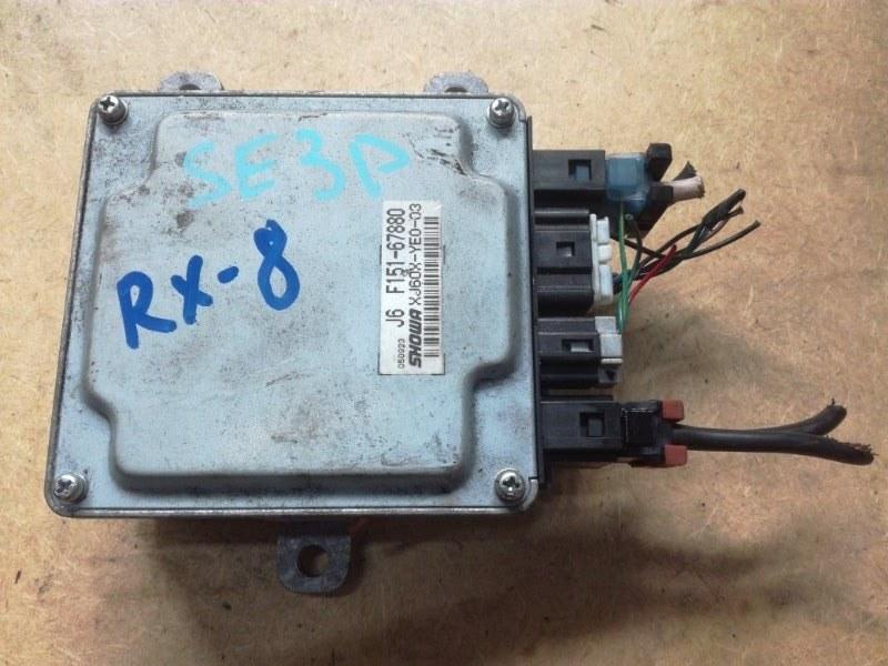 Блок управления рулевой рейкой Mazda Rx-8 SE 13BMSP