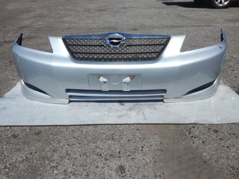 Бампер Toyota Corolla Runx NZE121 1NZFE передний