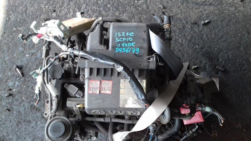 Двигатель Toyota Echo SCP10 1SZFE