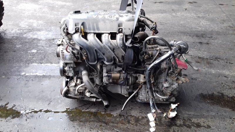 Двигатель Toyota Echo NCP10 2NZFE