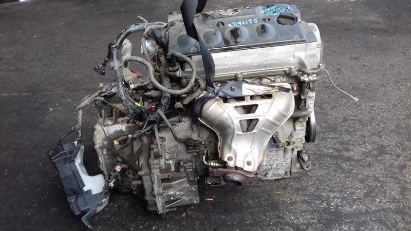 Двигатель Toyota Allex NZE121 1NZFE