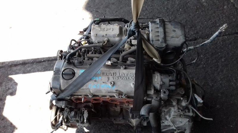 Двигатель Daihatsu Pyzar G301G HD-EP