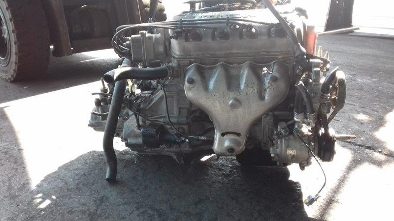 Двигатель Honda Cr-X Del Sol EJ4 D16A