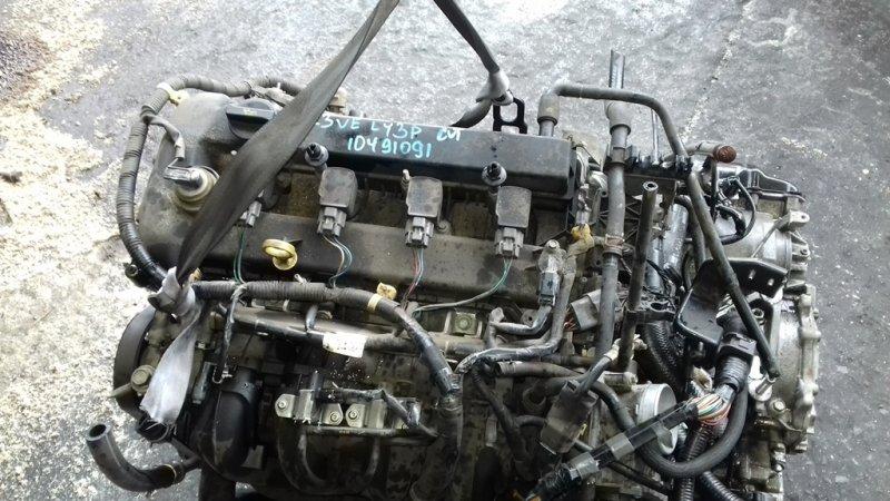 Двигатель Mazda Mpv LY3P L3VE