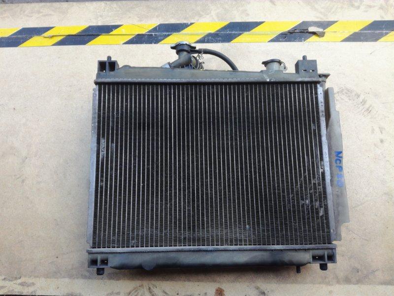 Радиатор двс Toyota Echo NCP11 1NZFE