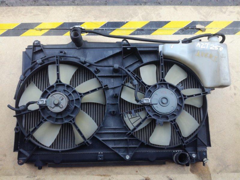 Вентилятор радиатора Toyota Avensis Verso ACM20 2AZFE