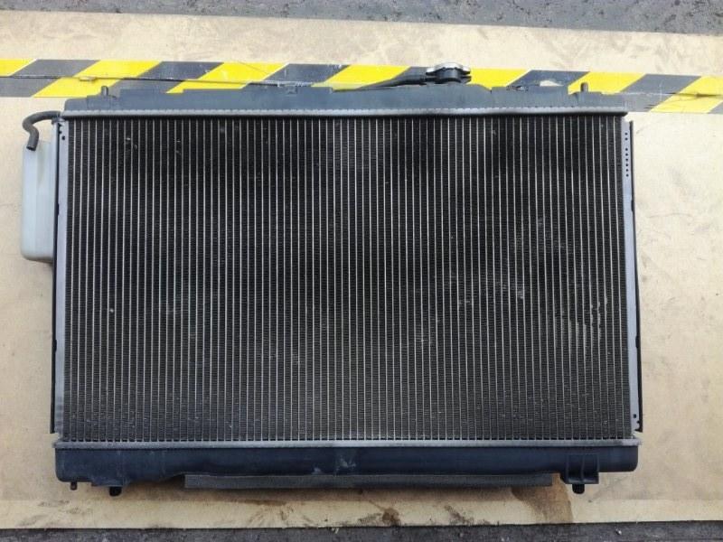 Радиатор двс Toyota Avensis Verso ACM20 2AZFE