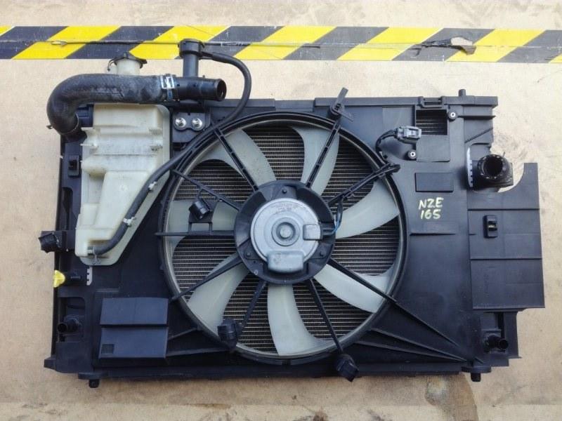Вентилятор радиатора Toyota Aqua NHP10 1NZFXE