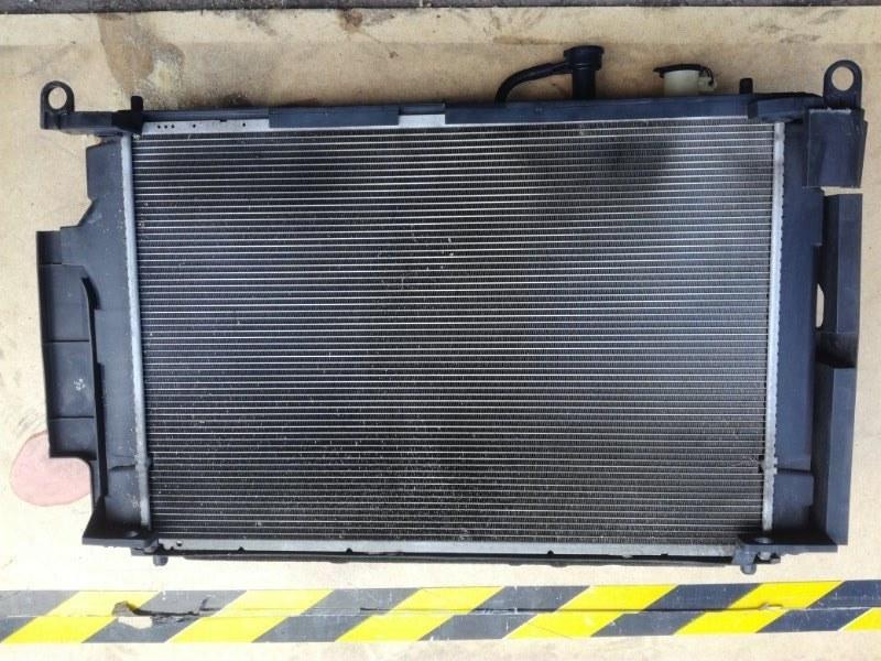 Радиатор двс Toyota Aqua NHP10 1NZFXE