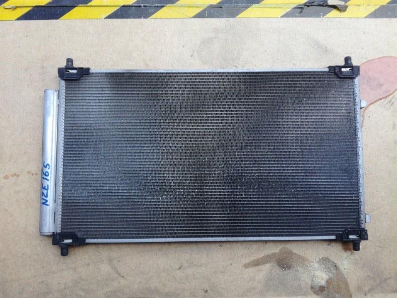 Радиатор кондиционера Toyota Aqua NHP10 1NZFXE