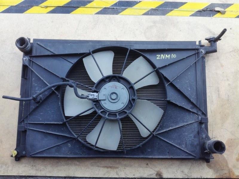 Вентилятор радиатора Toyota Allion NZT240 1NZFE