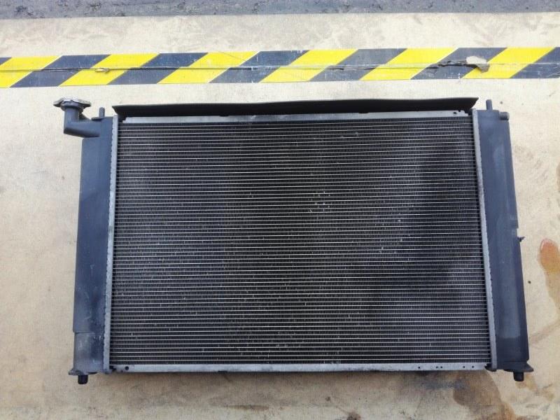Радиатор двс Toyota Isis ZNM10 1AZFSE
