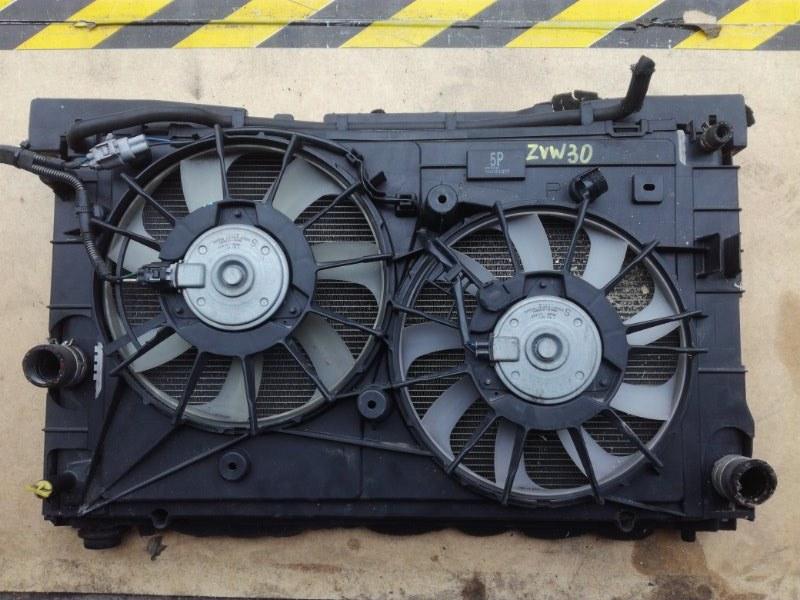 Вентилятор радиатора Toyota Ct200H ZWA10 2ZRFXE