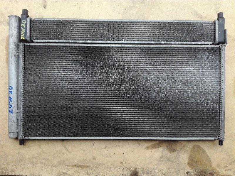 Радиатор кондиционера Toyota Ct200H ZWA10 2ZRFXE