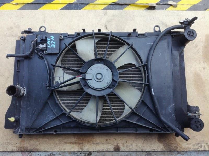 Вентилятор радиатора Toyota Corolla Axio NZE141 1NZFE