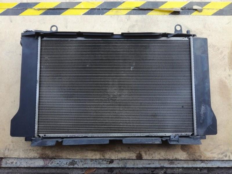 Радиатор двс Toyota Corolla Axio NZE141 1NZFE