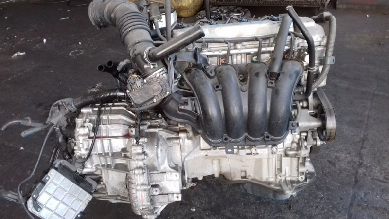 Двигатель Toyota Alphard ANH20 2AZFE