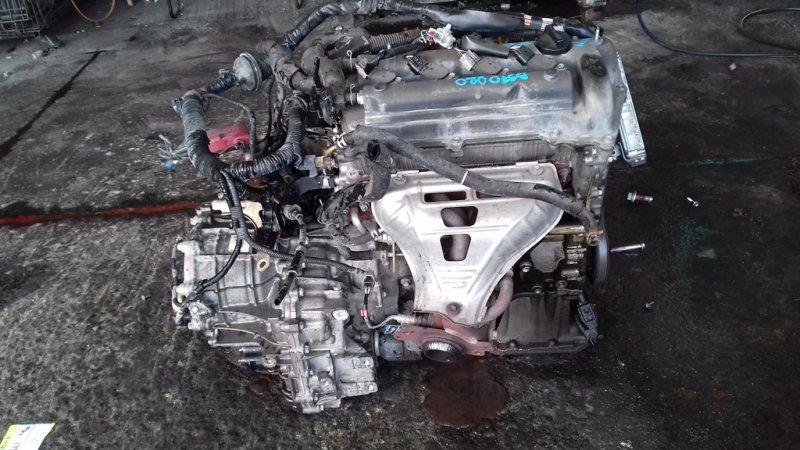 Акпп Toyota Sienta NCP81 1NZFE