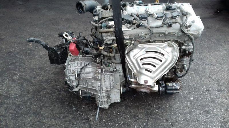 Акпп Toyota Noah ZRR70 3ZRFAE