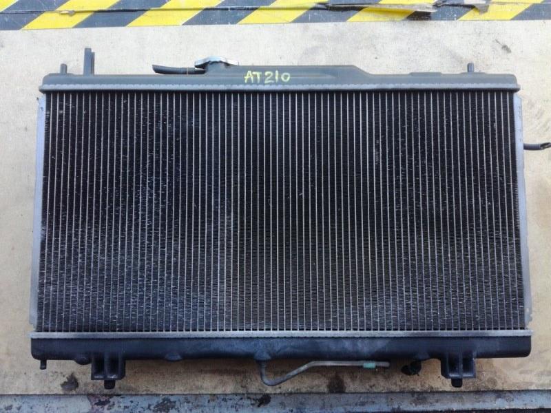 Радиатор двс Toyota Caldina AT211G 5AFE
