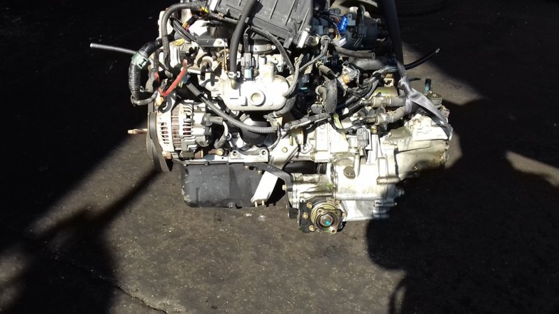 Мкпп Honda Civic EH1 B16A2
