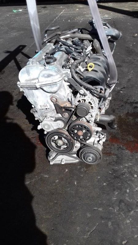 Двигатель Toyota Trezia NCP120X 1NZFE