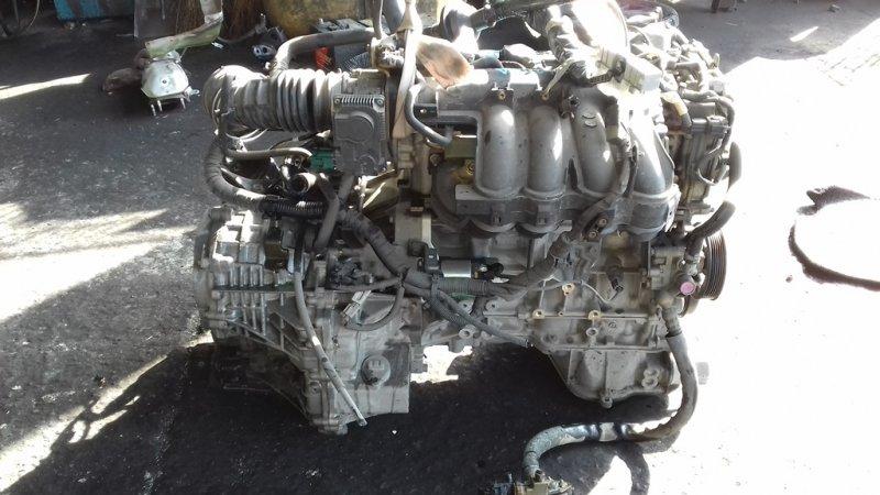 Двигатель Nissan Ad WRY11 QR20DE