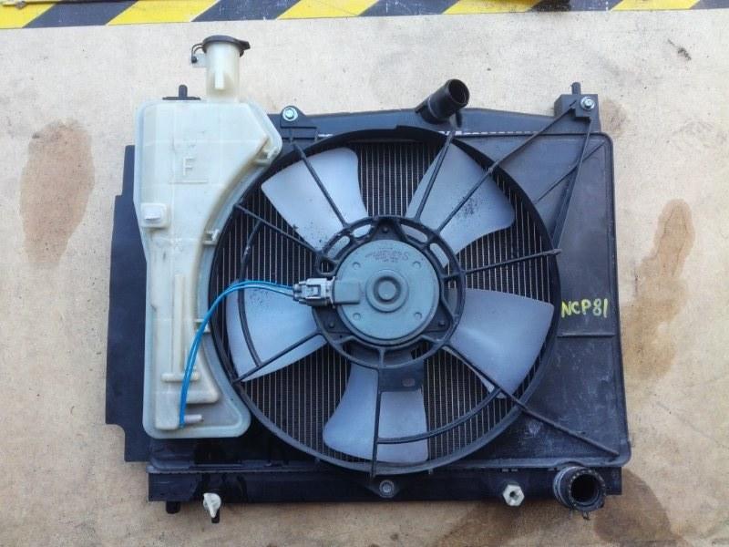 Вентилятор радиатора Toyota Sienta NCP81 1NZFE