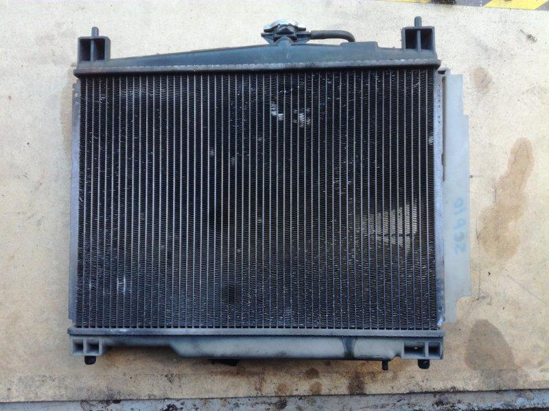 Радиатор двс Toyota Echo SCP10 1SZFE