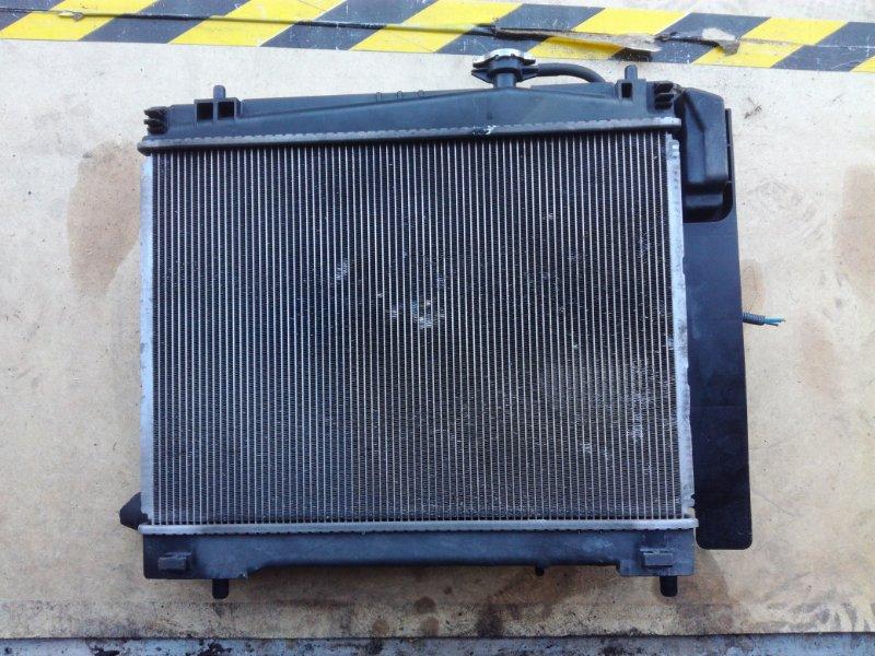 Радиатор двс Toyota Xd ZSP110 1NZFE