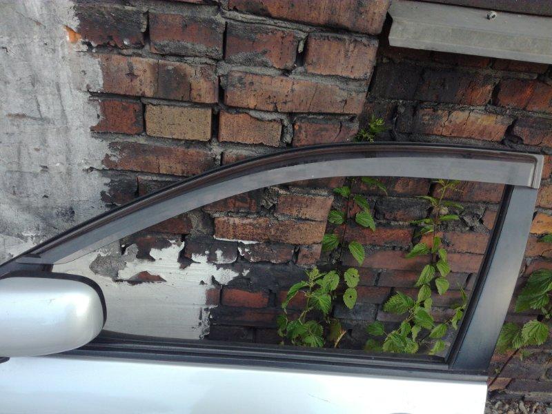 Стекло двери Toyota Allex NZE121 1NZFE переднее левое