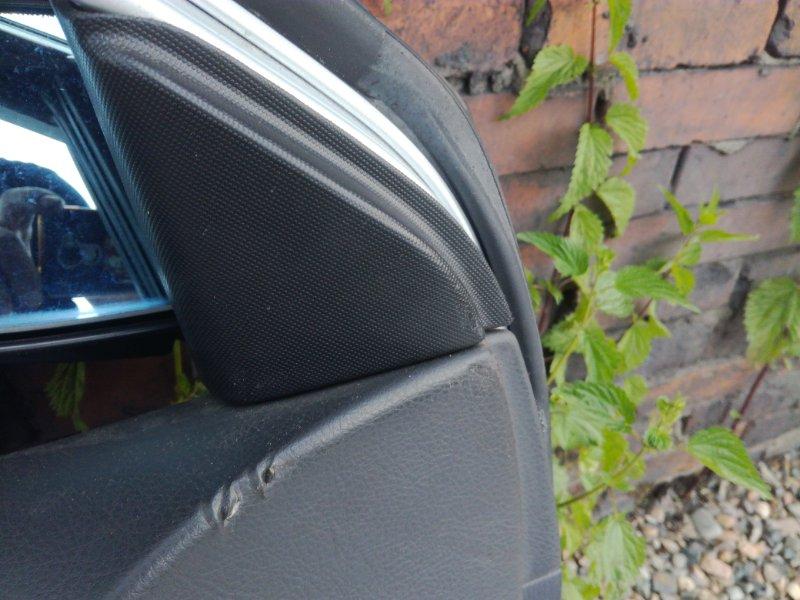 Уголок зеркала Toyota Allex NZE121 1NZFE передний левый