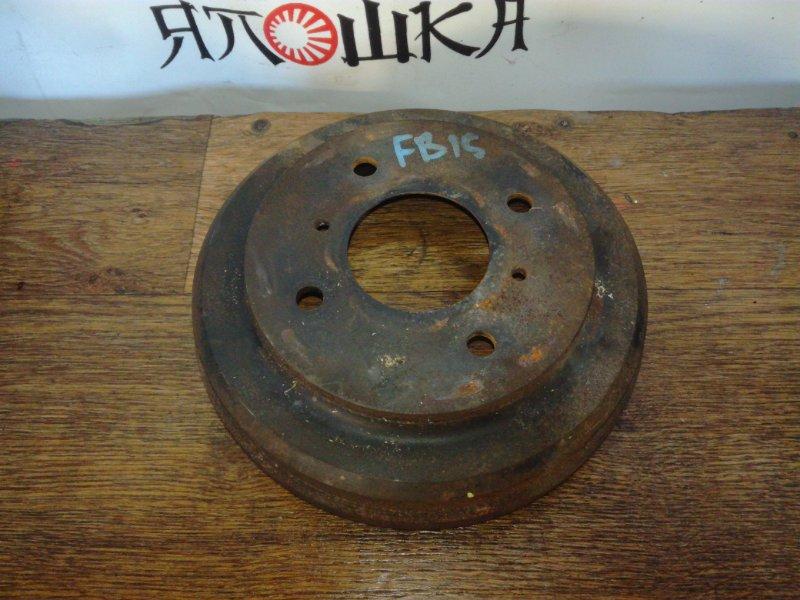 Тормозной барабан Nissan Almera N16 CD20E задний