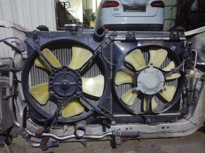 Радиатор двс Daihatsu Applause A101 HCE