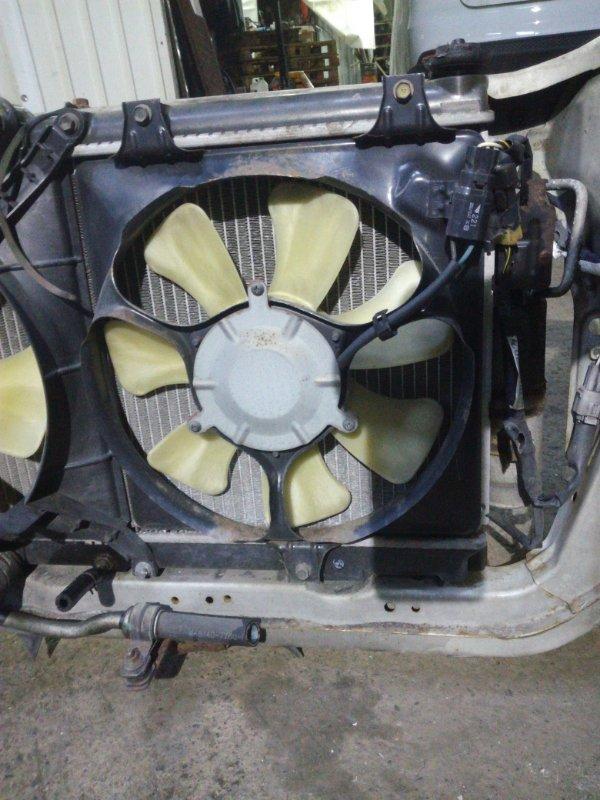 Вентилятор радиатора Daihatsu Pyzar G303G HEEG правый