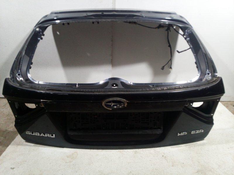 Дверь багажника Subaru Impreza GH 2008 60809FG0209P (б/у)
