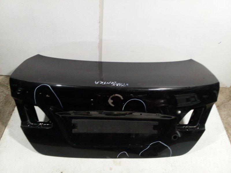 Крышка багажника Nissan Sentra B17 2014 843004MA8A (б/у)