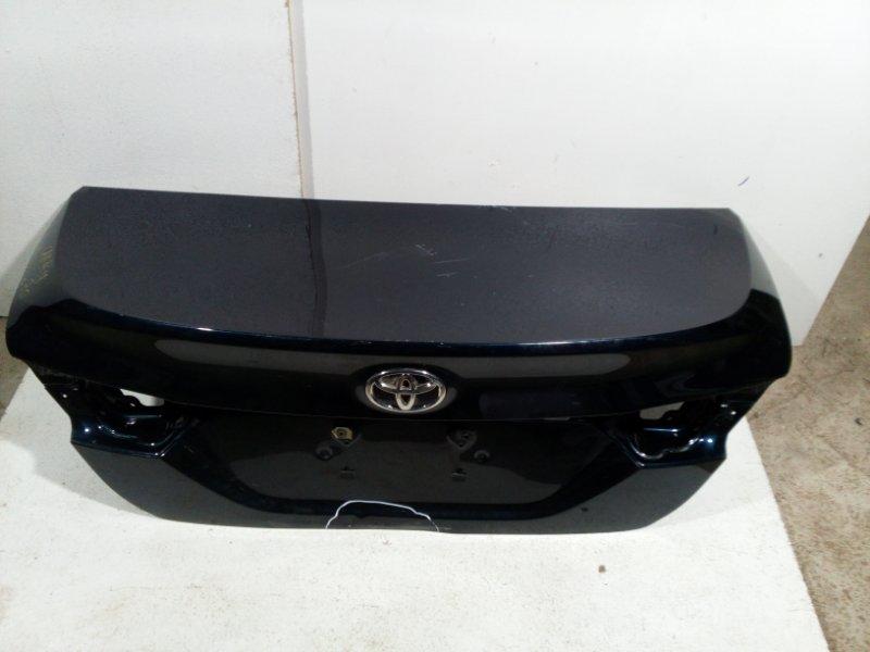 Крышка багажника Toyota Camry 70 V70 2017 6440106F70 (б/у)