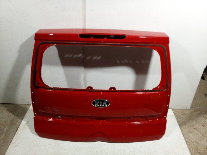 Дверь багажника Kia Soul 2 PS 2014 73700B2000 (б/у)