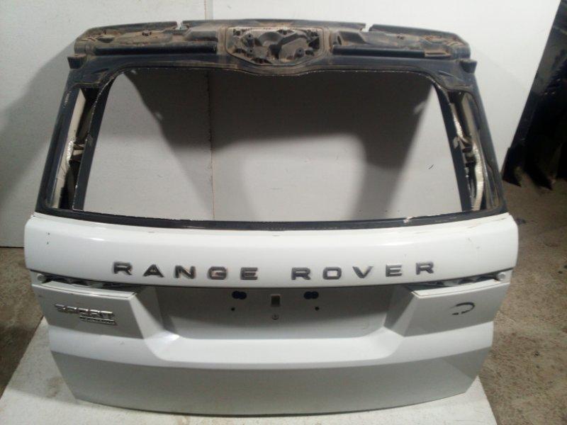 Дверь багажника Land Rover Range Rover Sport L538 2011 LR027614 (б/у)