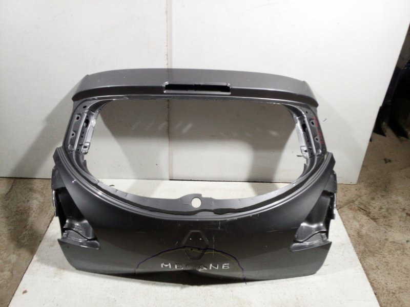 Дверь багажника Renault Megane 3 KZ0G 2008 901001260R (б/у)