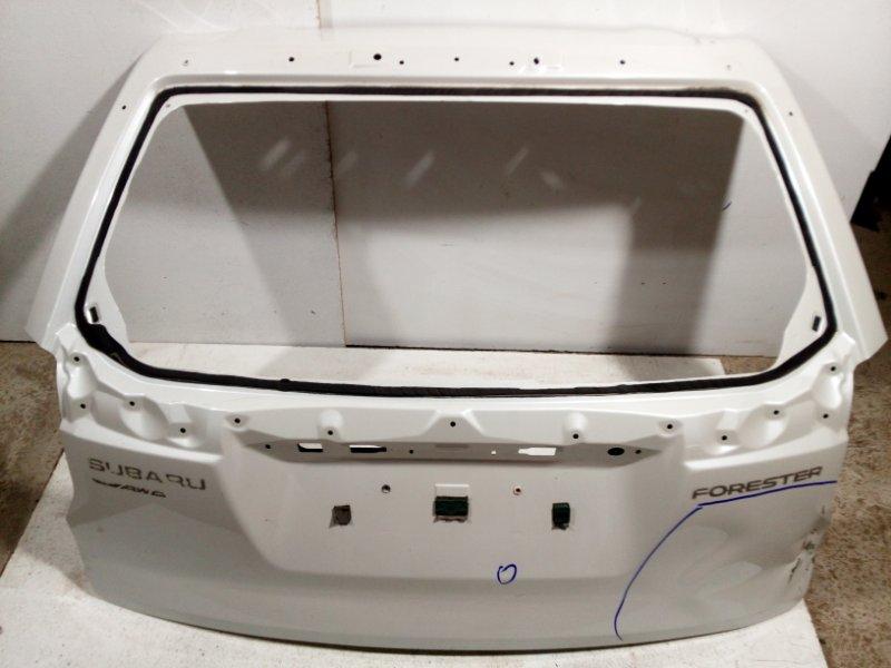 Дверь багажника Subaru Forester SJ 2012 60809SG0509P (б/у)