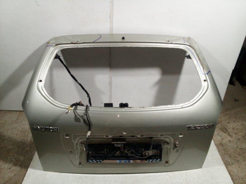 Дверь багажника Hyundai Tucson 1 JM 2004 737002E050 (б/у)
