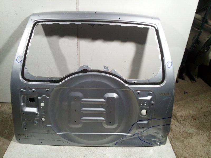 Дверь багажника Mitsubishi Pajero 4 V90 2006 5821A055 (б/у)
