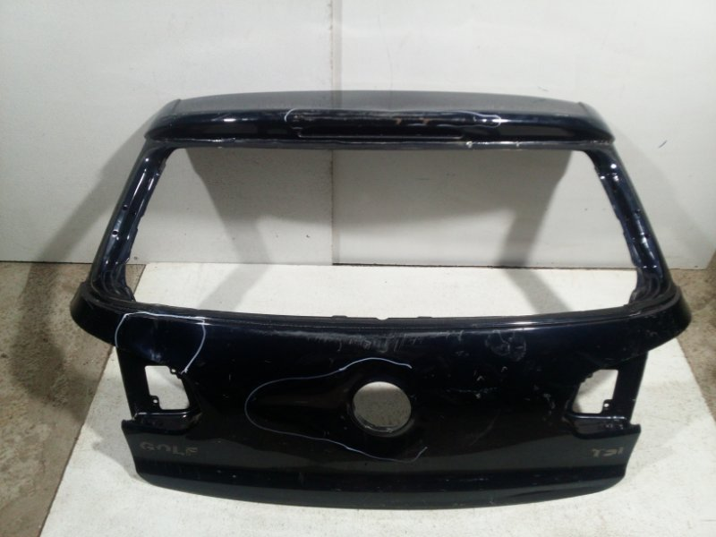 Дверь багажника Volkswagen Golf 6 MK6 2008 5K6827025J (б/у)